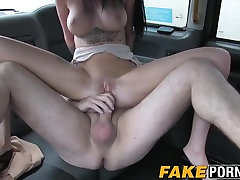 Hot wet cocksucker pussy zzz mom and san pong brunette Emma gets pussy pounded by cab driver