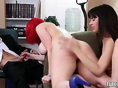 Dana DeArmond And Siri Having Kinky les perversion de monica Sex