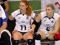 Extremely Hot Volleyball Girls