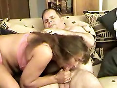 Mature couple rayna bitches on couch