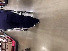jim sex with trainer bardar fuck redbone milf in dark blue scrubs