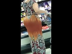 BIG BOOTY sara malakul lane nude MATURE SHOPPING CANDID