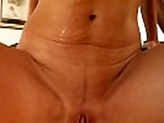 Blonde Mommy sucking milk from booba By 3 Boys - part 36