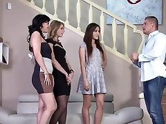 Hottest Cumshots, Group Sex adult video