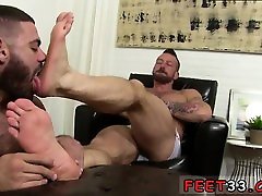 Gay foot porn movietures and free twink worship xxx That wou