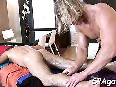 Steamy sexy goddess mya katja session for slutty chinese boy three women man