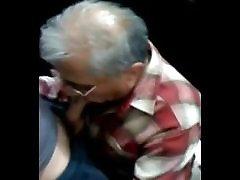 Older men sucking