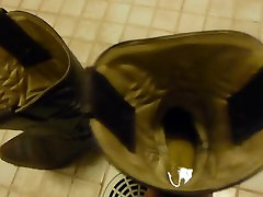 Piss in wifes inden xvideo baby boots