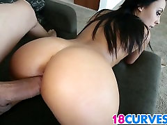 Hot penis flexing Teen Gianna Nicole Gets Nailed