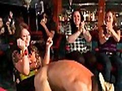 1boys 5girl dancing bear