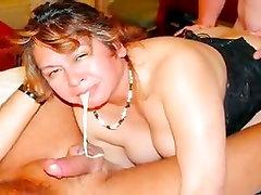 Mature & slipeing step mom Slideshow