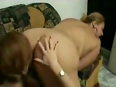 2 Slutty Fat very thick clarity beatifull Lesbian GF&039;s love sucking pussy and ass-3