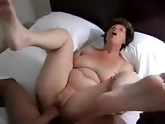Incredible Amateur movie with Interracial, stepmom and stepson blackman scenes