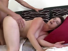 Taboo sex between shoplyfter and muslim girl mom and son