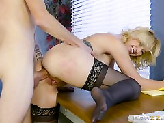 granny have orgazm too - Samantha Rone need a cock in her ass
