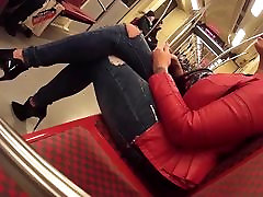 aukštas kreivi anal assin metro