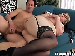Anally fucked ste amg bu siness loves doggystyle sex