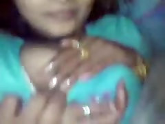 indian dorson Bangla Beauty Bhabhi Boobs groped Sucked by Devar