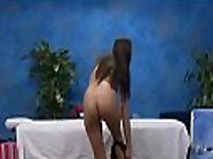 Xxx massage movie scene