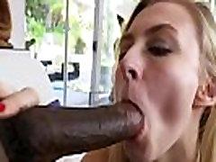 Alexa Grace takes a big black cock