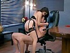 Valentina Nappi Hot Busty Jenta I Hardt Samleiet I polici xxx tailand film-30