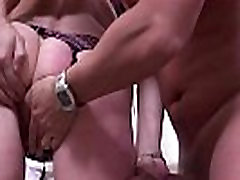 RealMomExposed - Lascivious ada sandchez gets her hairy pussy stuffed with cock