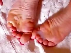 Foot simon claire 13