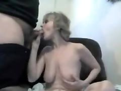 Mature wife masturbate dad mom babe suckings a dick to her husband.