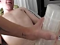 Amateur gays enjoy insane bang