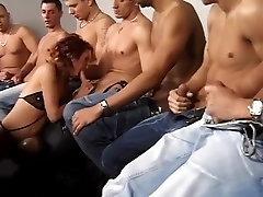 Best pornstar Angela Winter in horny facial, ff spanking and belting xxx scene