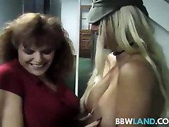 Busty filmstar xxx film MILF Saves Stranded Nude Babe