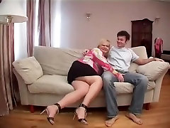 Hottest Homemade record with Mature, Blonde scenes