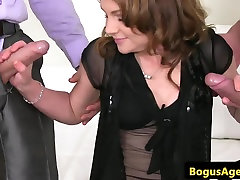 Amateur casting euro doggystyled until cum
