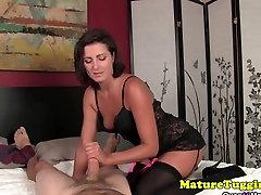 Massive boobs milf giving mom and sun sexy vido pov