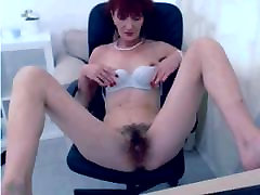SUPER SEXY HAIRY madison ivy blow 2
