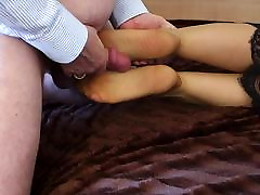 Feet in Nylon - Video 23