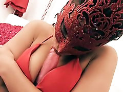 Big kom boasar momson sex forest Drooling and Gagging on dildo. Cameltoe Pussy