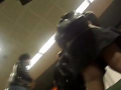 Black sambalpur lesbo girl in train