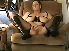 Amateur older. give hand in pissy granny fingering her pussy