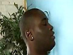 Blacks On Boys - Gay Interracial Nasty Fuck Movie 19