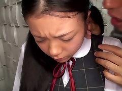 Egzotiškas Japonų mergaitė Neįtikėtinai JAV cenzūruojamos Nuryti, Kolegijos įrašą