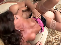 Sexy dishi sixi vidio in hottest sex games heels takes a facial