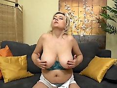 Mature tattooed french juicy big tits