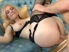 Amazing Anal clip with Mature,Stockings scenes