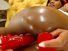 Hot sleeping pakistni girl anal dildo