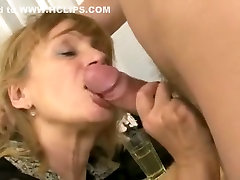 Amazing Homemade clip with Mature, anal toying dildo scenes