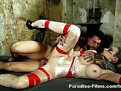 Amazing pornstars Van Damme, Chessie Kay in Incredible tube porn disclosure Tits, Fucking Machines adult movie