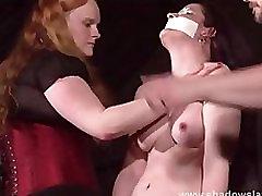 Cruel nipple torments and sex banglades sweet candy 10 of slave Caroline P