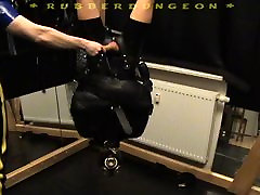 Hanging upside down and Spanked tkn847