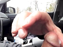 Jerking off in my tinn cum while talking and playing with my cum